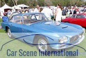 1961 Maserati 3500 GT Coupe 'Speciale' by Frua
