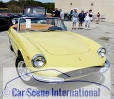 1968 Ferrari 330 GTS by Pinin Farina
