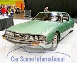 1970 - 75 Citroen SM