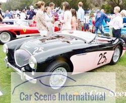 1955 AH 100/4 Black over Pink