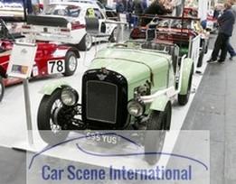 Austin Seven 750 Club Racer