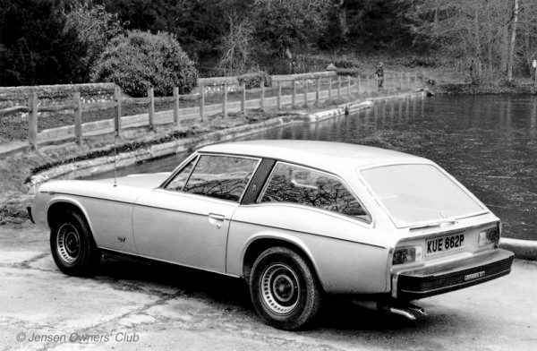 First Production Jensen GT