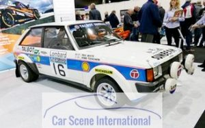 Talbot Sunbeam Lotus Rally Car - Henri Toivonen + Paul White