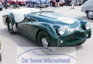 1953 - 54 Triumph TR2