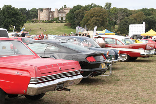 Cholmondeley 1000 Classic Cars