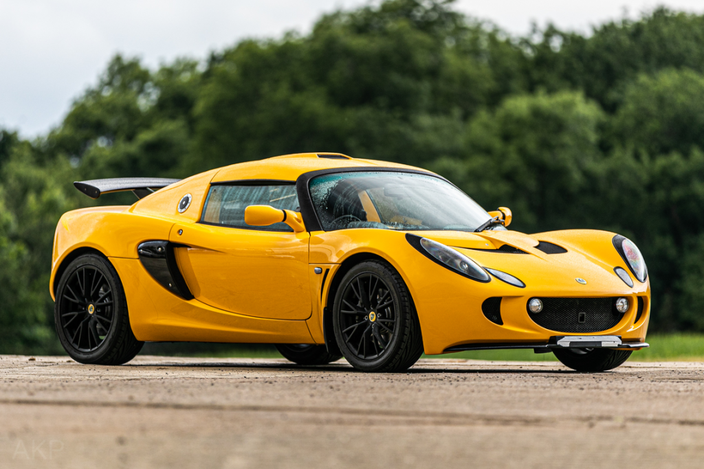 2005 LOTUS EXIGE S2 'TOURING PACK'