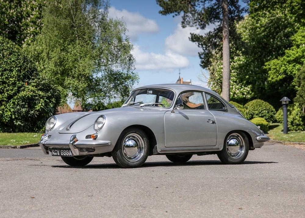 1963 Porsche 356B T6 Coupé