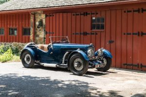 1935 Aston Martin Ulster by Bertelli