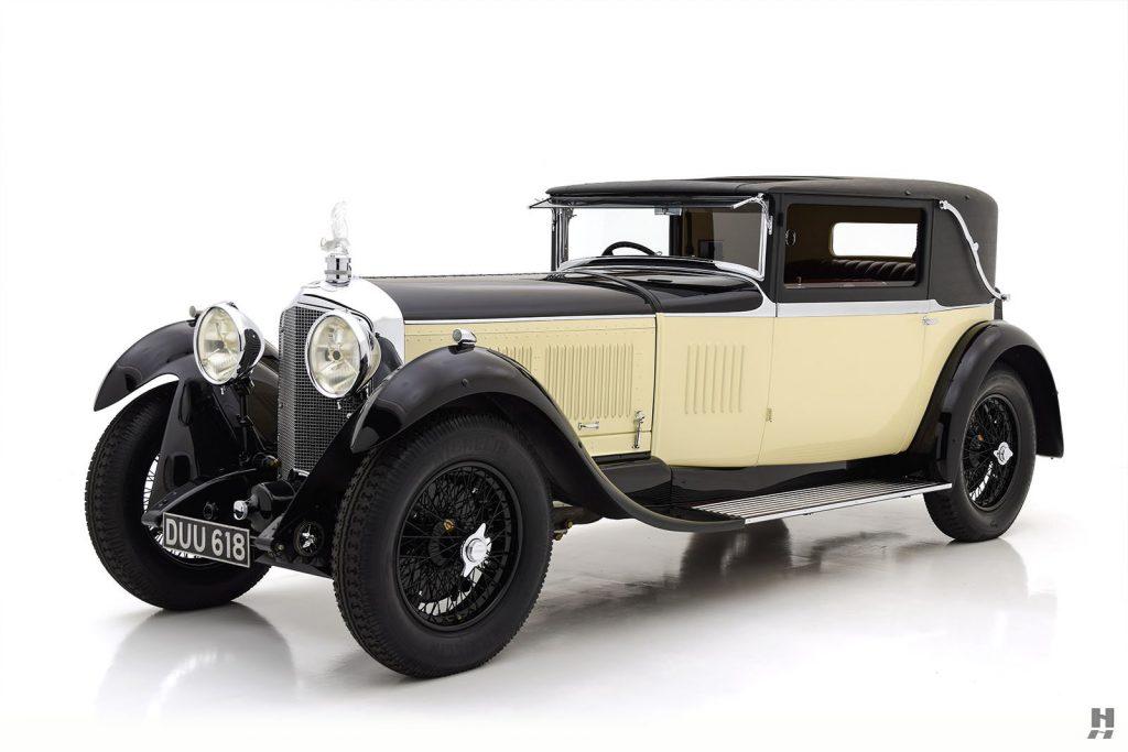 Bentley Speed Six Sportsman by H. J. Mulliner