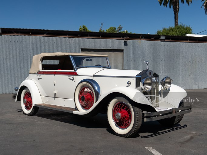 1930 Rolls Royce Phantom 1