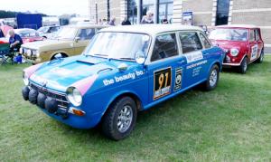 Austin 1800 Rally Car