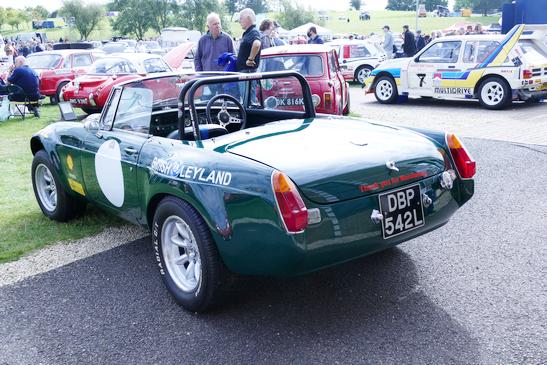 Historic Marothon Group Cars
