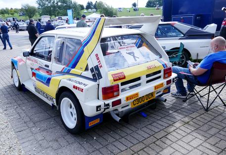 "Austin Healey 3000 ""Works"" Rally car"