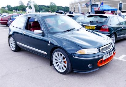Rover 200 BRM Special Edition