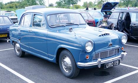 1954 - 56 Austin A90 Westminster