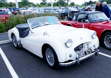 1953 -55 Triumph TR2