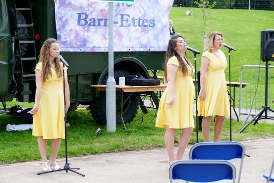The Barn-Ettes