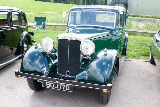 Daimler 15 Coupe
