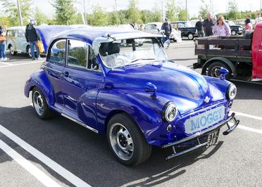 Customised Morris Minor