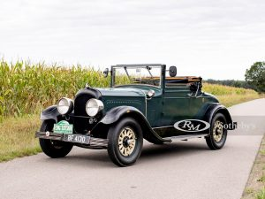1928 Chrysler Model 72 Roadster