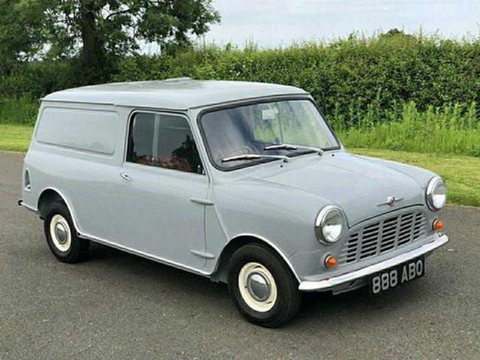 1960s Mini Van