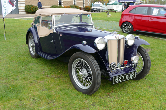 1945 - 1950 MG TC