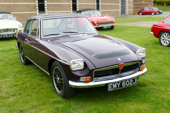 1967 - 69 MGC GT Special Edition by University Motors?/Downton Engineering