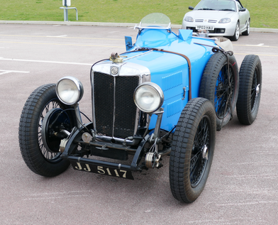 1932 MG J2 Special