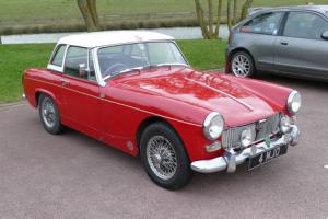 1967 - 74 MG Midget Mk III