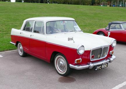 1961 - 69 MG Magnette Mk IV
