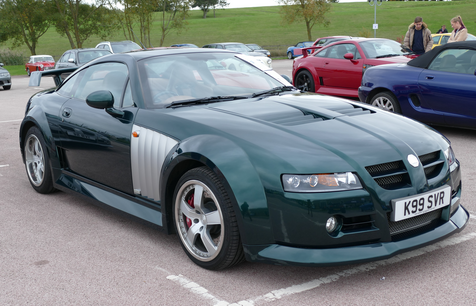2003 - 2005 MG MaxPower SV - R