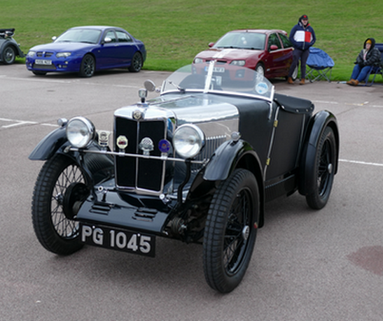 1929 MG M Type Special