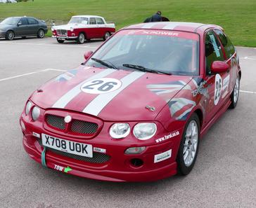 2001 - 2005 MGZR