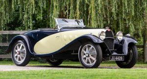 1931 Bugatti Type 55 Supersport