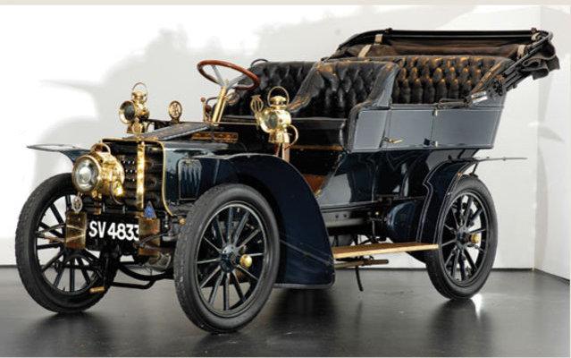 1905 12/14 Sunbeam Tonneau