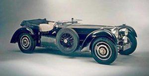 1937 Bugatti Type 37S