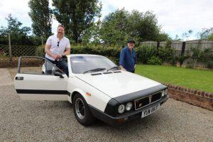 Slavage Hunters Classic Cars - Lancia Montecarlo