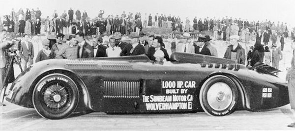 1927 Sunbeam Mystery