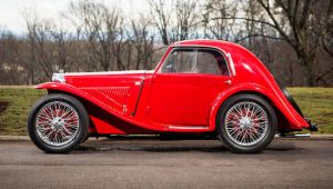 1935 MG PA Airline by Allingham and Whittingham & Mitchel.