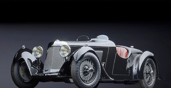 1935 Godsal Sports Tourer