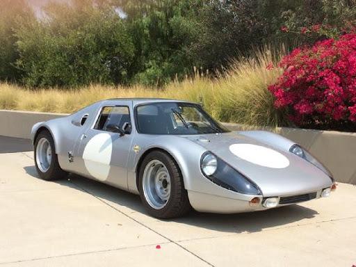 Beck GTS (Porsche 904GTS replica)