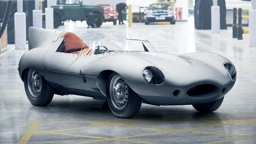 Jaguar D Type continuation