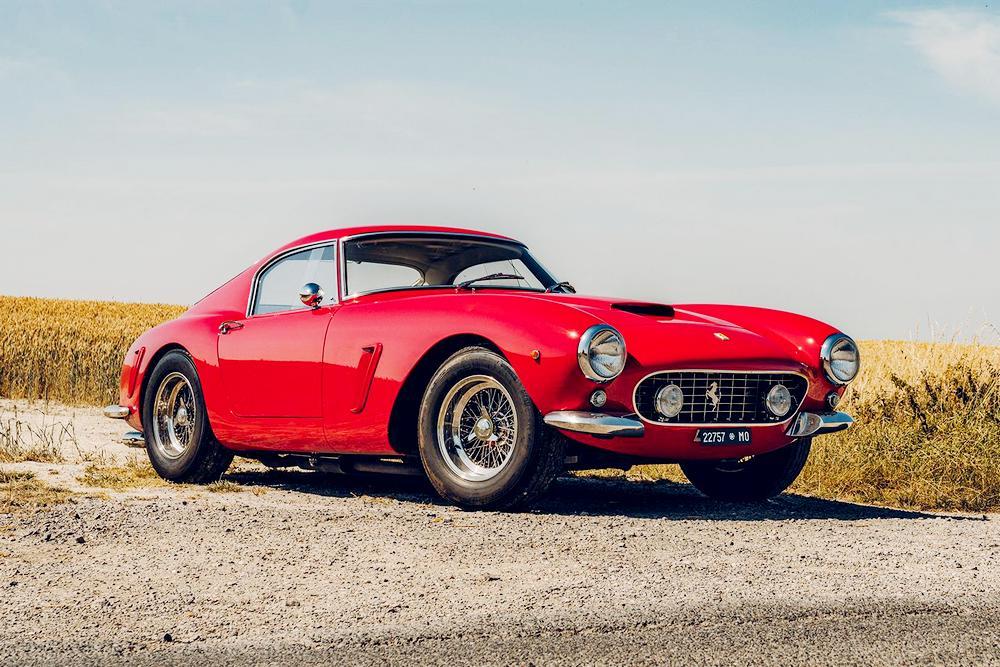 GTO Engineering Ferrari 250 GT SWB Revival