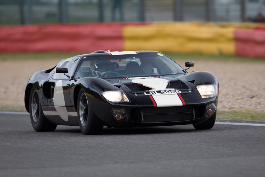 Ford GT40 chassis number 10 23