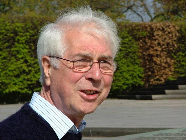 John Harris Healey Works Driver