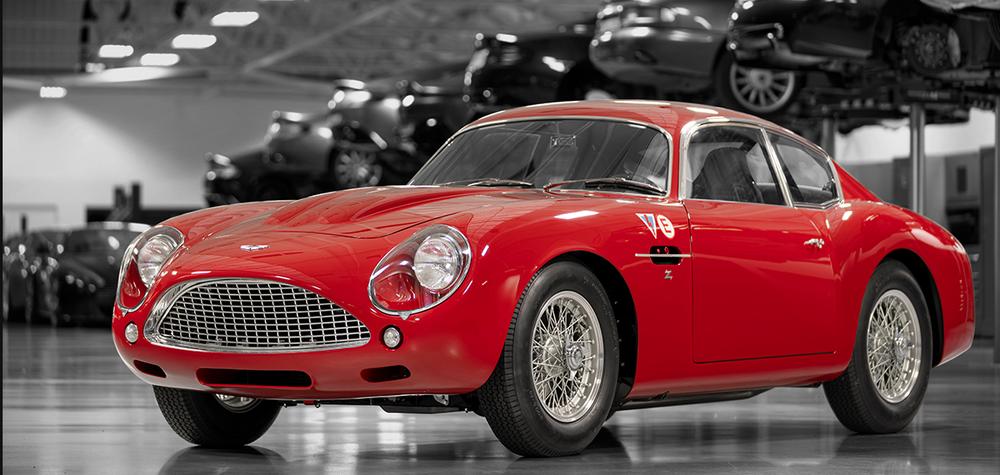 Aston Martin DB4 G.T. Zagato continuation