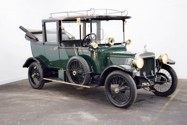 1914 Daimler 20hp TW20 Landaulette