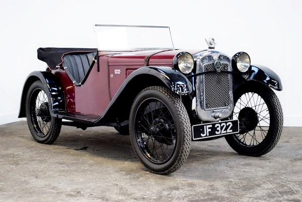 1930 Austin Seven Supercharged Ulster