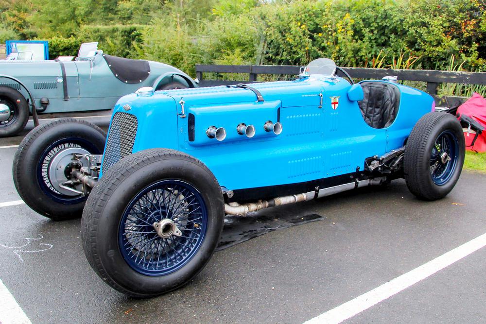 1934 Frazer Nash TT Replica Norris Special
