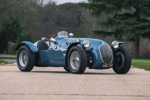 1950 HWM Alto Jaguar